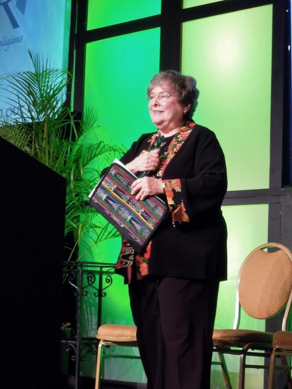 Elizabeth Johnson, CSJ Honored by LCWR
