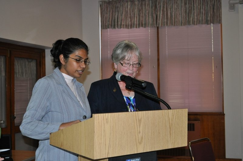 Renewal of Vows–Sisters Preenika Dabrera and Ginny Murtha