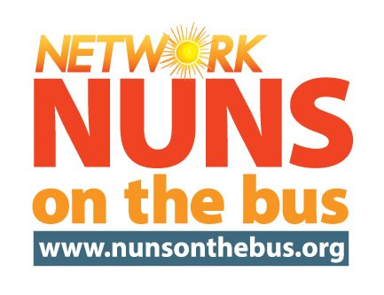 Janet Kinney Joins Nuns on the Bus