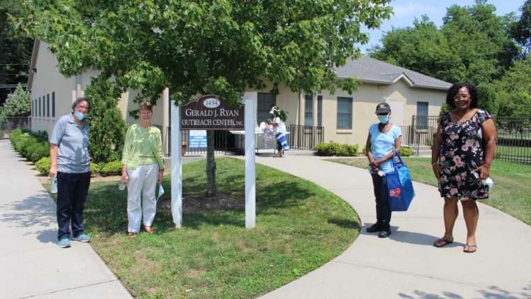 The Sisters of St. Joseph Brentwood Mission Fund in Action